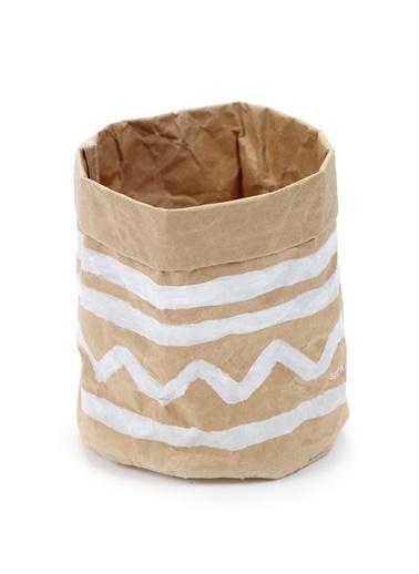 Serax Marie Baskılı Ekmek Paketi Renkli